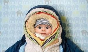 exceso de abrigo que puede originar la muerte subita en bebes