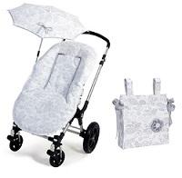 Complementos para sillas o carritos de pasear al bebé