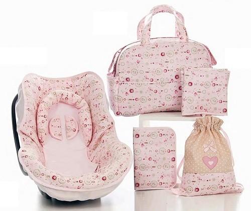 complementos textiles para sillas de paseo