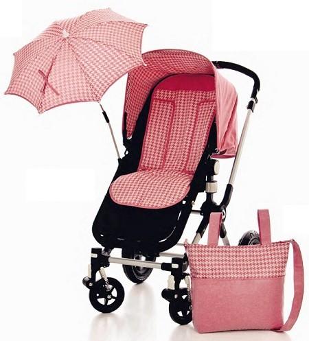 fundas para sillas de paseo con sombrilla capota y bolso a juego