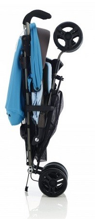 sillas de paseo ligeras plegadas