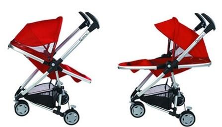 sillas de paseo reversible