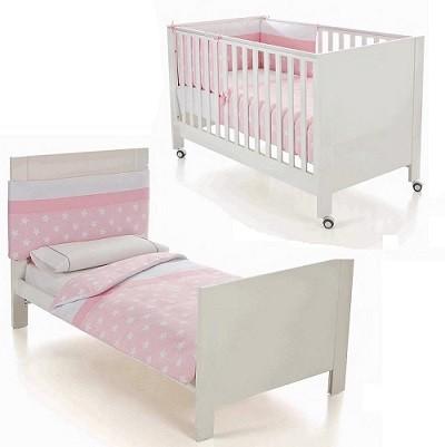 Opiniones sobre las cunas convertibles en cama para bebes - Camas de bebe ikea ...