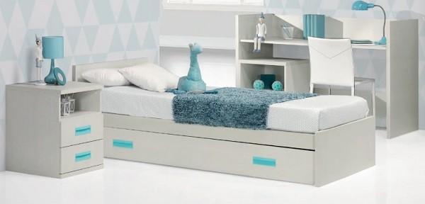 multifucionalidad de una cuna para bebe convertible en cama