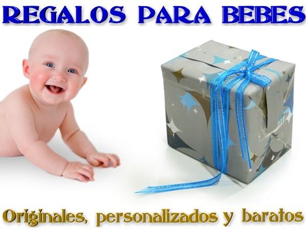regalos para bebes recien nacidos originales personalizados y baratos