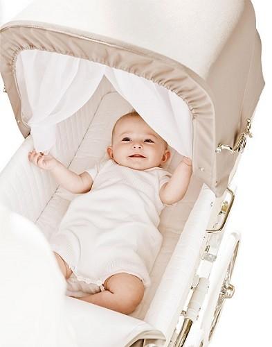 cuco capazo para pasear al bebe