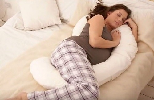 cojin de lactancia para dormir durante el embarazo
