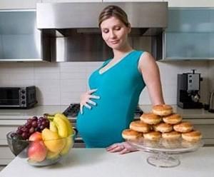 que pueden comer las mujeres embarazadas
