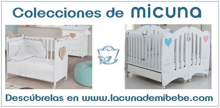colecciones de Micuna en www.lacunademibebe.com