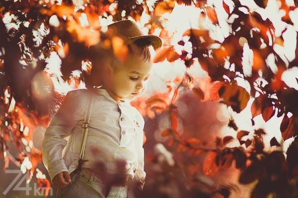 book fotografico con bebes