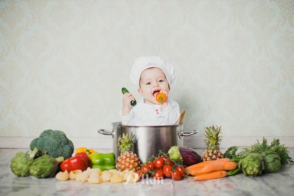 fotos artisticas de bebe