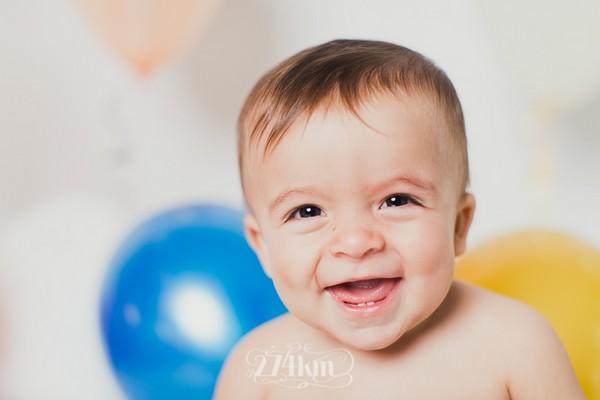 sesion de fotos divertidas con bebes