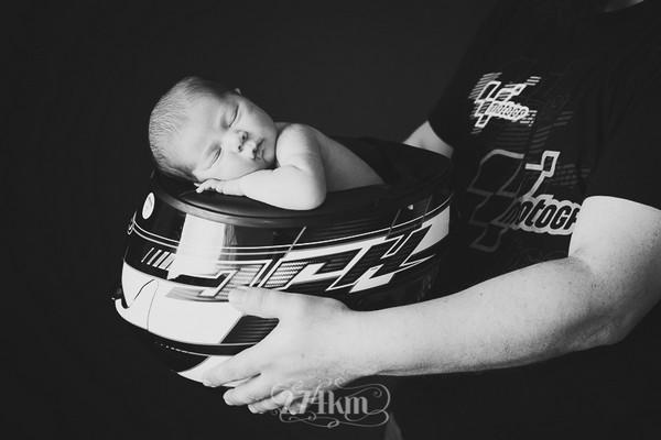 sesion de fotos para bebes recien nacidos