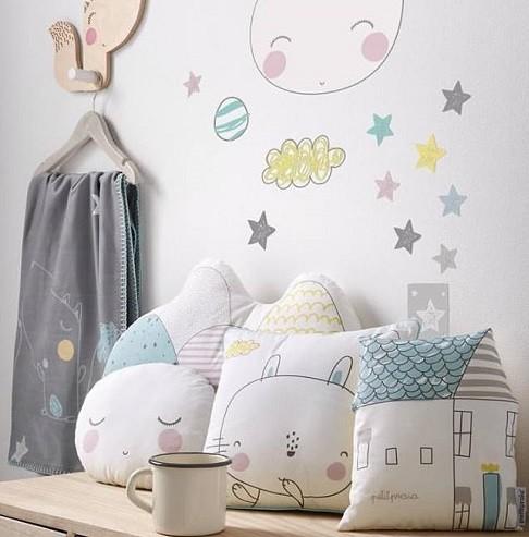 accesorios decorativos dormitorio bebe