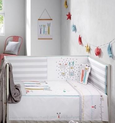 adornos para colgar en habitacion del bebe