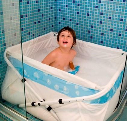 baneras para gemelos en plato ducha