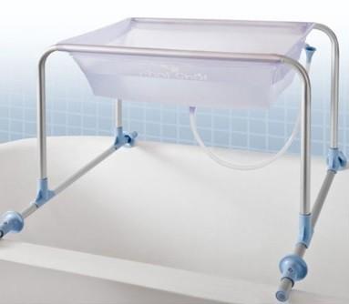 estructura regulable para bañera