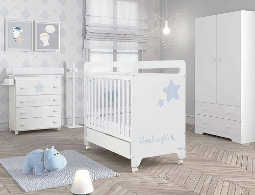 Que muebles y accesorios comprar para habitacion del bebe for Cuarto de nino recien nacido