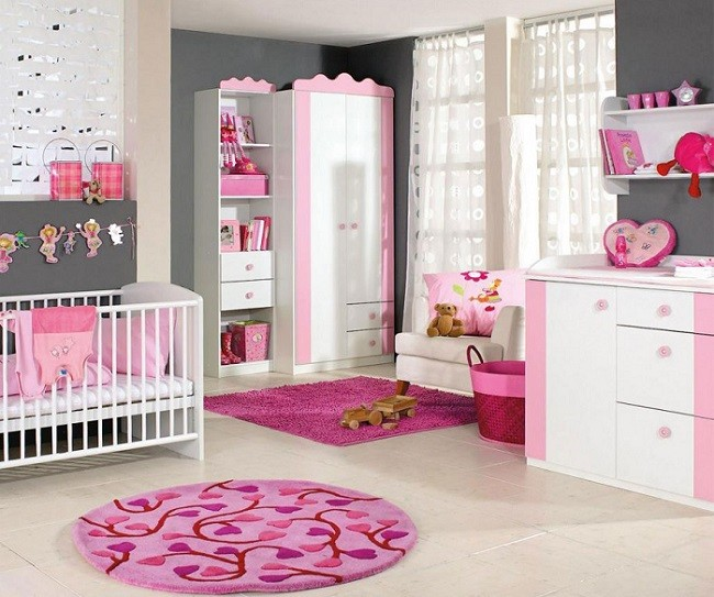 Que muebles y accesorios comprar para habitacion del bebe