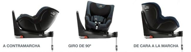 silla de auto para bebe britax romer i-size