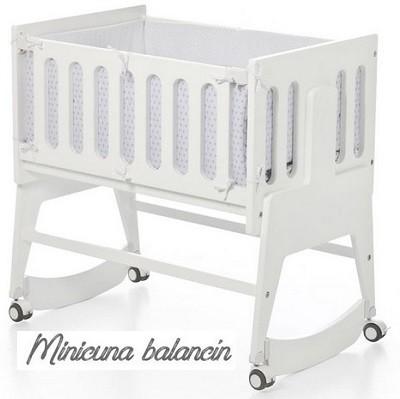 estructura Nicola uso minicuna balancin