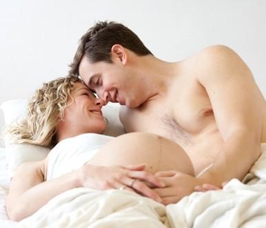 Dolor al tener relaciones embarazada