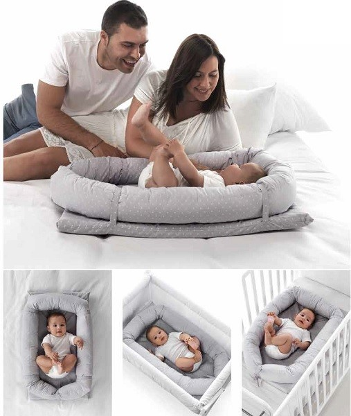 reductor cuna o nido para bebe