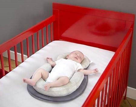espacio cojin reductor para dormir en cuna