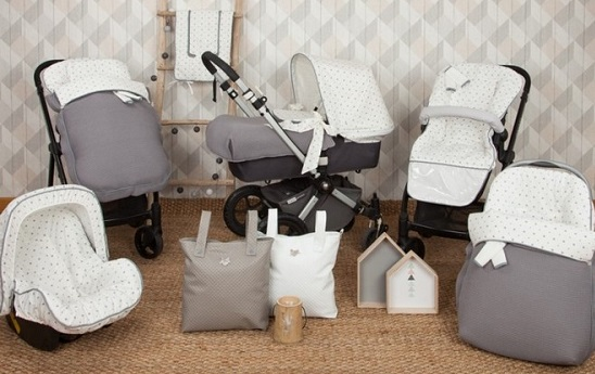 coleccion LITTLE STAR marca Babyline Ateliers