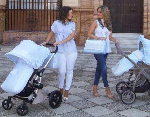 como elegir saco silla paseo universal bebe