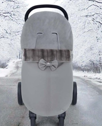saco silla paseo invierno
