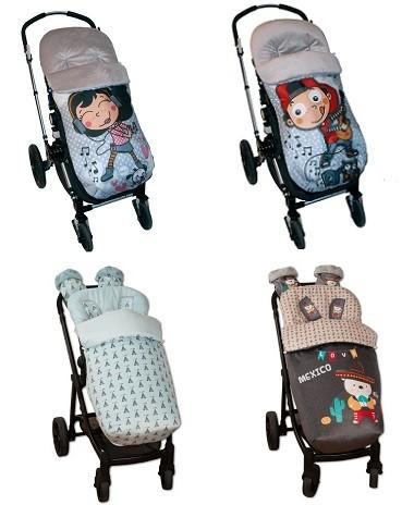 sacos impermeables para sillas bebe