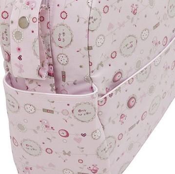bolsillos bolso maternal