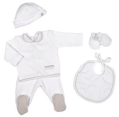 ropa para primera puesta bebe en hospital