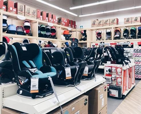 donde comprar sillas de auto coche para bebe