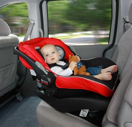 sillas de coche seguras