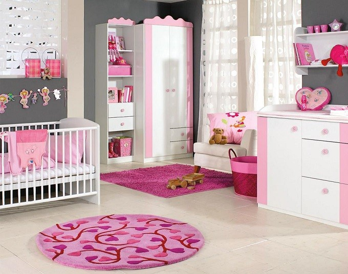 ideas para decorar el cuarto del bebe