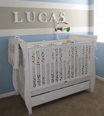 letrero decorativo para dormitorio recien nacido