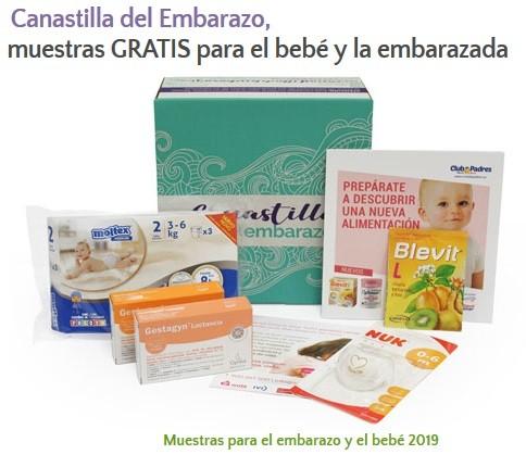 canastillas del embarazo muestras gratis de bebe y embarazada