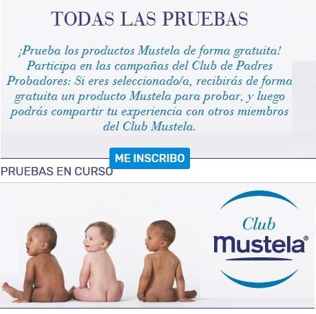 mustela muestras gratis cremas para bebes