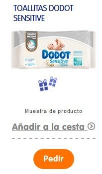 Dodot gratis para tu bebe