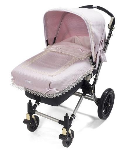 sacos personalizados capazo bebe