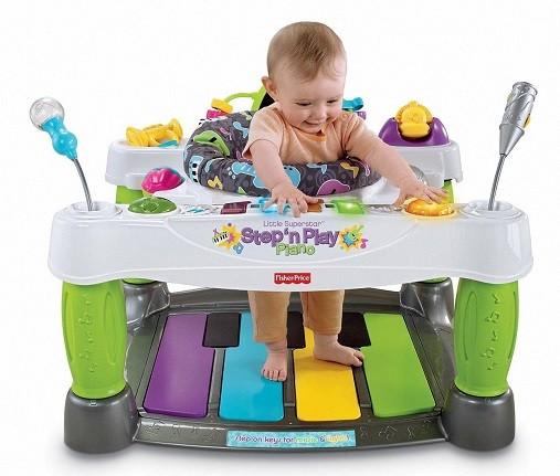 juegos de estimulacion para bebes