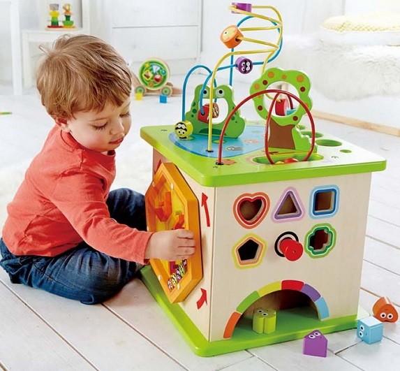 juegos para motricidad del bebe
