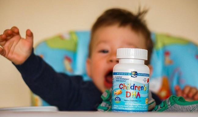complementos alimenticios para crecimiento sano de niños y bebes
