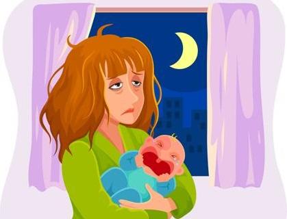 por que tiene colicos el bebe