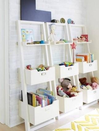estanterias habitacion niños 2 años