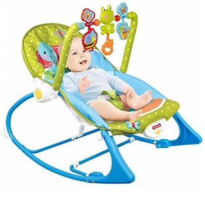 hamaca con juegos para bebe