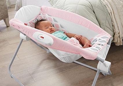 hamaca para dormir al bebe