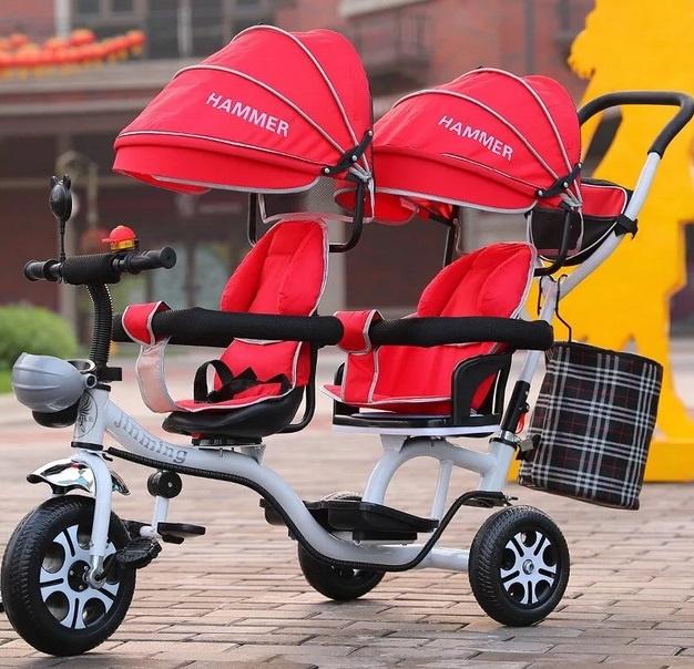 mejores triciclos gemelars comprar y opiniones